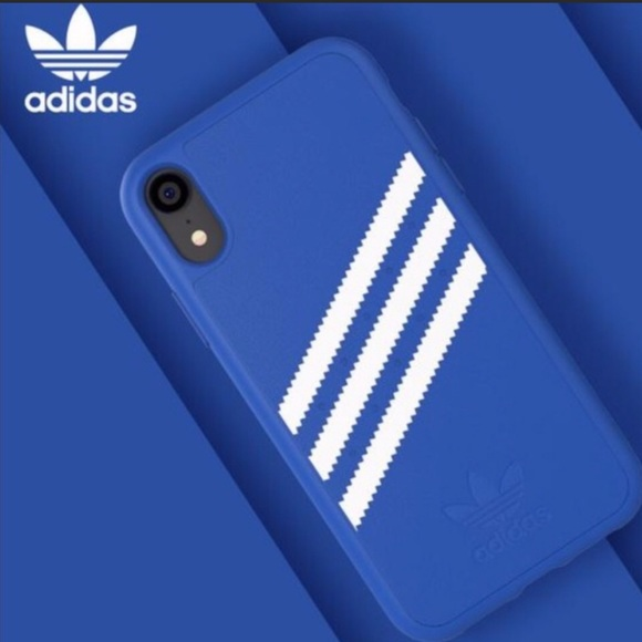 Adidas Case for Apple iPhoneX Royal Gazelle